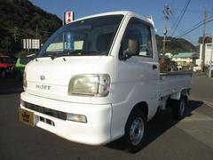 ハイゼットトラッククライマー エアコン 5速 4WD