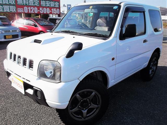 スズキ XG 4WD 5MT ナビ
