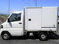 ミニキャブトラック保冷車 エアコン ワンオーナー 車内クリーニング済