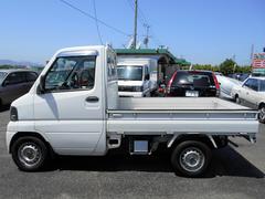 ミニキャブトラックVタイプ エアコン 5速MT 4WD 三方開 ETC
