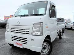 スクラムトラックKCスペシャル3方開 5速MT エアコン ワンオーナー