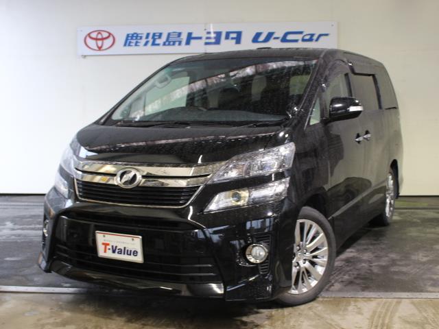 トヨタ 2.4Z ゴールデンアイズ メモリーナビ サンルーフ