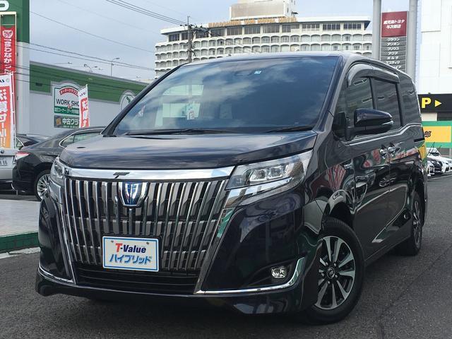 トヨタ ハイブリッドGi プレミアムパッケージ カロッツェリアナビ