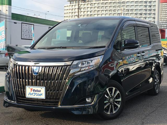 トヨタ HV Giプレミアムパッケジブラックテーラード 当社元試乗車
