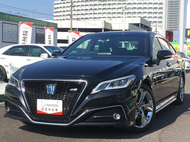 トヨタ RS 当社元社用車 純正SDナビ TSS