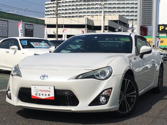 トヨタ GT 純正HDDナビ Bモニタ 6速AT