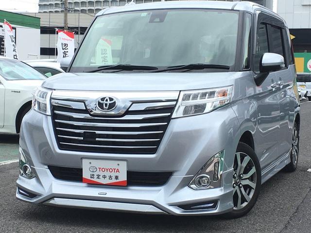 トヨタ カスタムG-T モデリスタエアロ 純正SDナビ Bモニタ