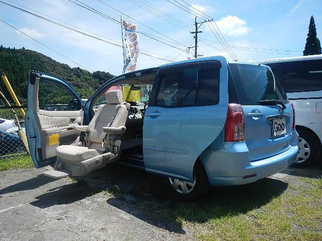 トヨタ Gパッケージ 助手席リフトアップシート車 Aタイプ パワスラ
