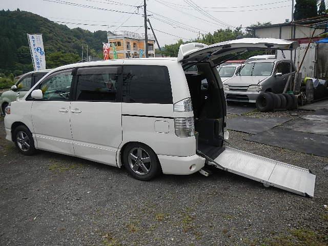 トヨタ Z ウェルキャブ車 車いす仕様車 スロープタイプ キーレス
