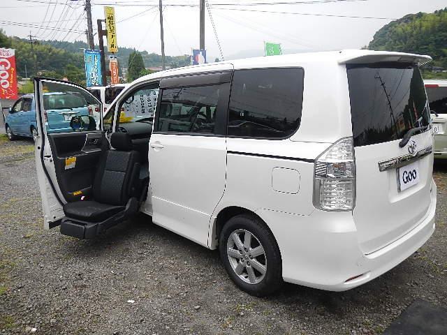 トヨタ Si 助手席リフトアップシート車 Aタイプ HDDナビ