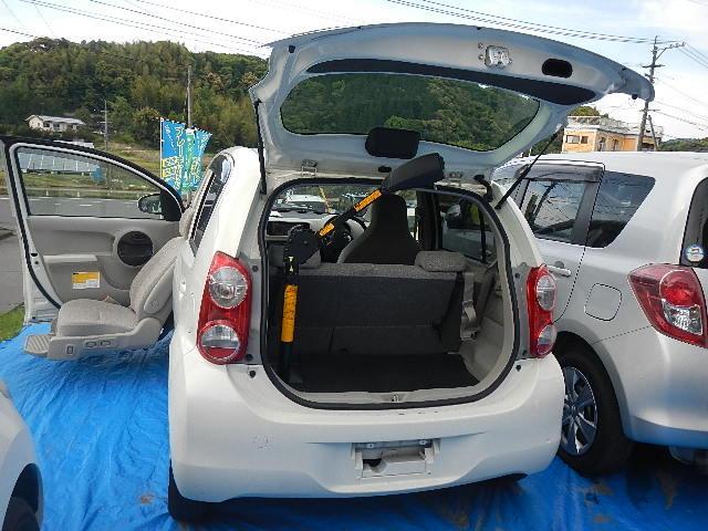 トヨタ X ウェルキャブ 助手席リフトアップシート車 Bタイプ