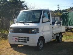 クリッパートラックエアコン パワステ 4WD 5速ミッション 荷台作業灯
