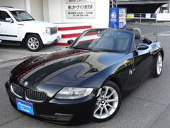 BMW Z4 ロードスター2.5i 黒革 シートヒーター