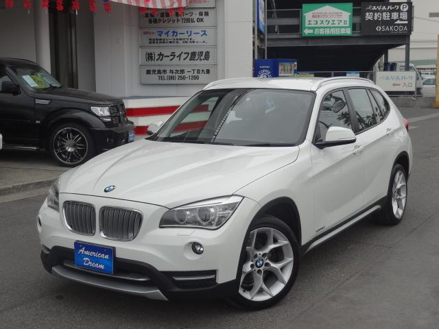 BMW sDrive 18i xライン サイバーナビ 延長保証対象車