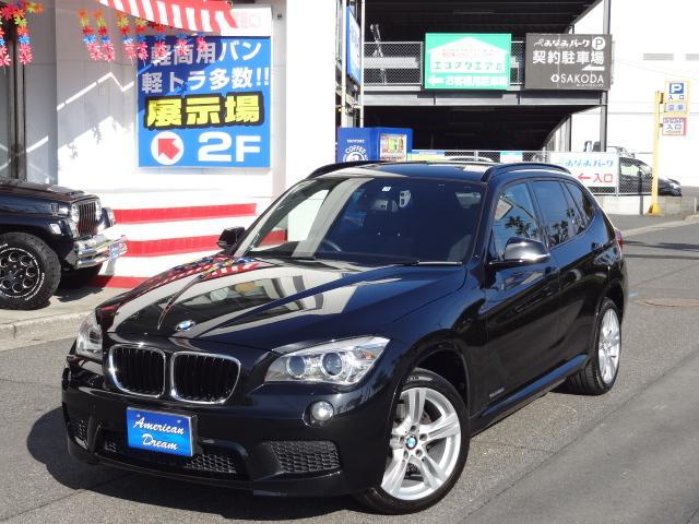 BMW sDrive 20i Mスポーツ ナビ 延長保証対象車