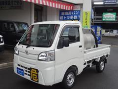 ハイゼットトラックスタンダード 灯油タンク車 タツノメカトロニクス 型式L035T−P 320リットル エアコン パワステ エアバック 取説 保証書