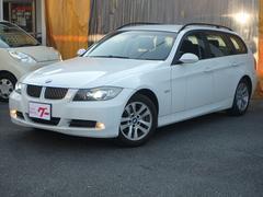 BMW320iツーリング プッシュスタート ETC 16インチAW