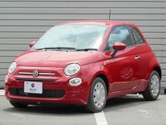 フィアット 500ツインエア ポップ 自社管理デモカー 新車保証継承 ETC