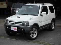 ジムニーランドベンチャー 4WD ターボ ハーフレザーシート ナビ