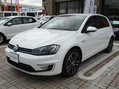 VW ゴルフGTEベースグレード 登録済み未使用車 Goo鑑定 バックカメラ