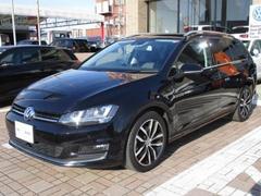 VW ゴルフヴァリアントTSIハイラインブルーモーションテクノロジー DCC