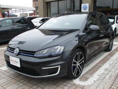 VW ゴルフGTEベースグレード 試乗車