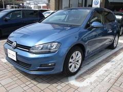 VW ゴルフTSIコンフォートラインブルーモーションテクノロジー 禁煙車