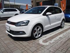 VW ポロGTI ナビ 禁煙車