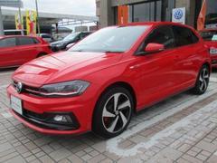 VW ポロGTIベースグレード テクノロジーパッケージ付き 登録済未使用車