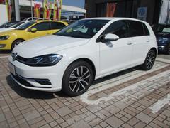 VW ゴルフTSIハイライン テックエディション 登録済み未使用車
