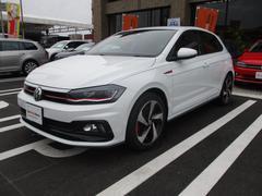 VW ポロGTIベースグレード 登録済未使用