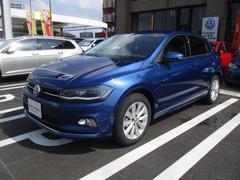 VW ポロTSIハイライン セーフティ テクノロジーパッケージ