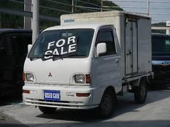 ミニキャブトラック保冷車 エアコン 5MT