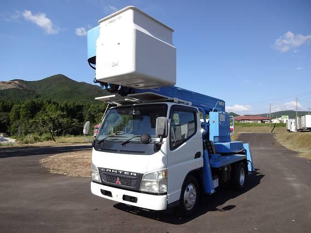 三菱ふそう 高所作業車