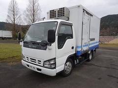 エルフトラック2t 冷凍冷蔵車 ショート