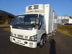 エルフトラック3.5t  冷凍冷蔵車