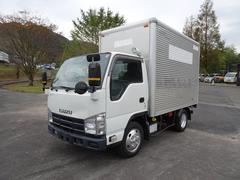 エルフトラック1.5tアルミバン 4WD
