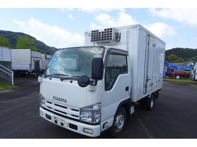 いすゞ エルフトラック 1.5t冷蔵冷凍車