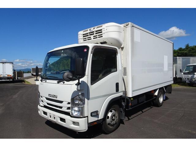 いすゞ エルフトラック 3t冷凍車