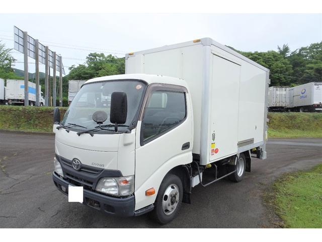 トヨタ ダイナトラック  2t冷蔵冷凍車・P/G付き