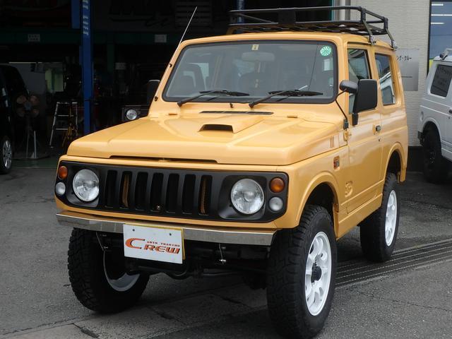 スズキ フィッシングマスター リフトアップ ルーフラック 4WD