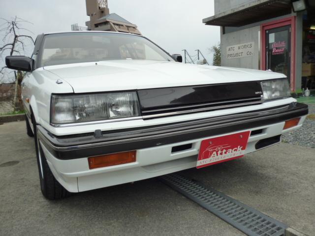 日産 GTパサージュツインカム24Vターボ