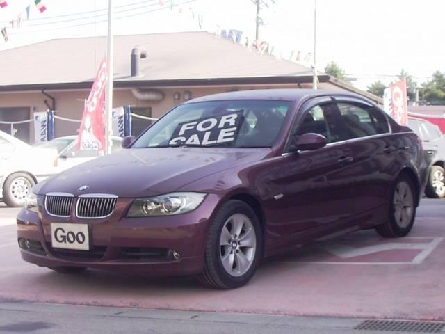 BMW 323i ワンオーナー 禁煙車 HID グー鑑定車