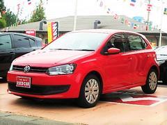 VW ポロTSIコンフォートライン ターボ 地デジナビ グー鑑定車