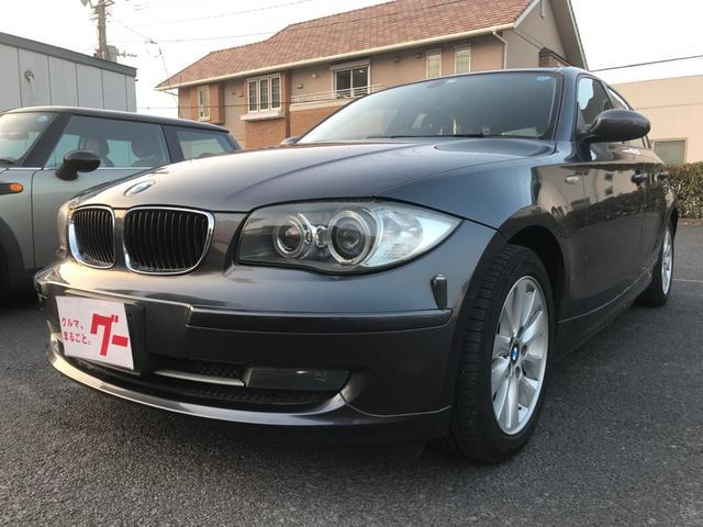 BMW 116i SDナビ ワンセグ ETC プッシュスタート CD