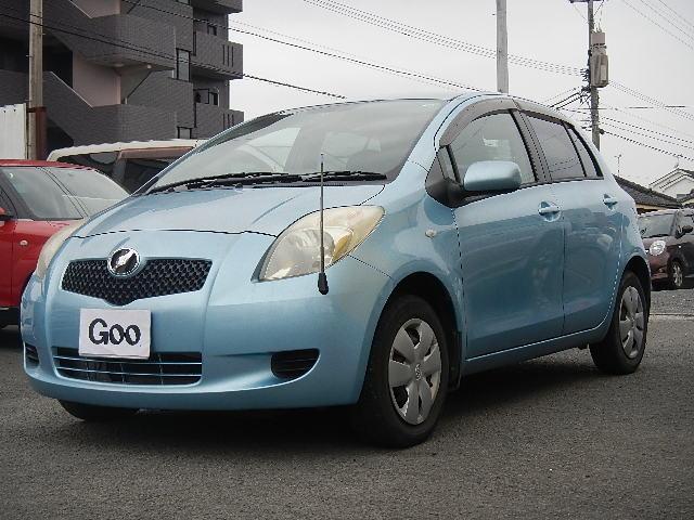 トヨタ F キーレス CD フロアCVT 電動格納ミラー PVガラス