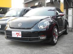 VW ザ・ビートルフェンダー・エディション キーレス CD サンルーフ