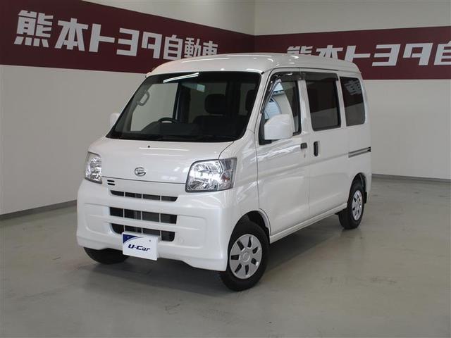 ダイハツ クルーズ CD・4AT・4WD・キーレス・ロングラン保証付