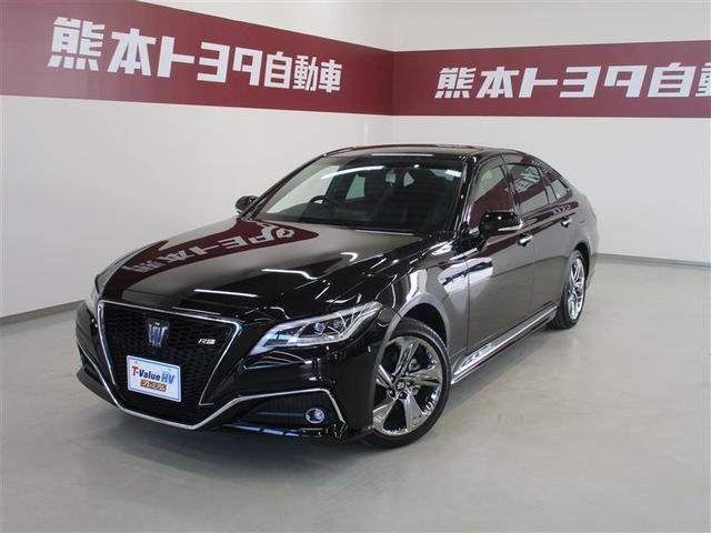トヨタ RSアドバンス Four TSS・ICS・BSM・本革