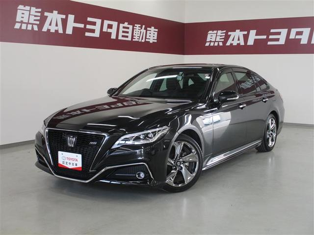 トヨタ RS アドバンス 試乗車アップ・TSS・ICS・ムーンルーフ